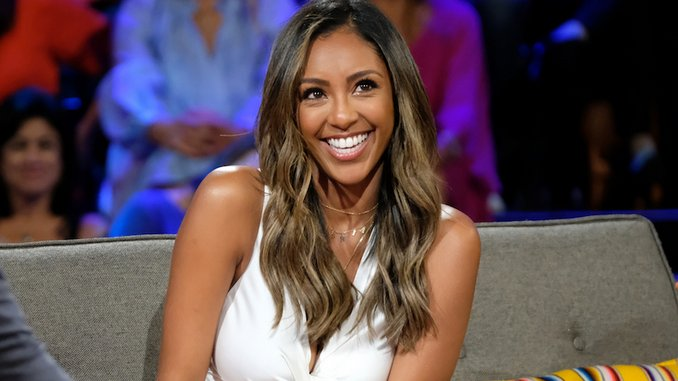 Confirmed: Tayshia Adams Is Clare Crawley's <i>Bachelorette</i> Replacement
