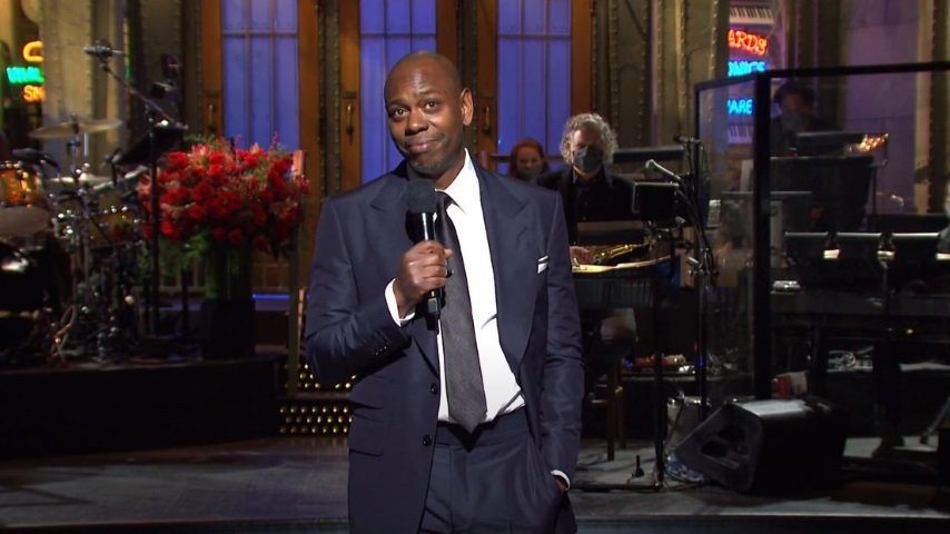 Watch Dave Chappelle's Stand-up Set from <i>Saturday Night Live</i>