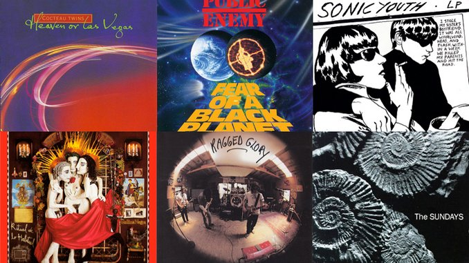 The 25 Best Albums of 1990