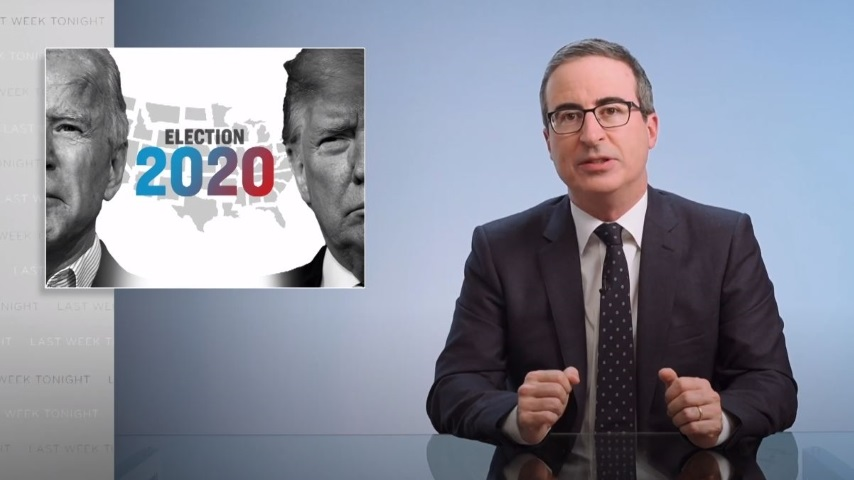 John Oliver Looks at Election Week and What the Future Holds for Trumpism