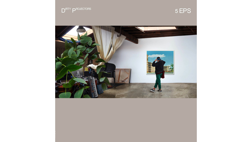 Dirty Projectors Rotate Roles on the Slightly Spotty <i>5EPs</i>