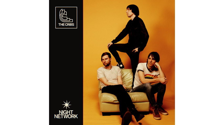 The Cribs Struggle with Consistency on <i>Night Network</i>