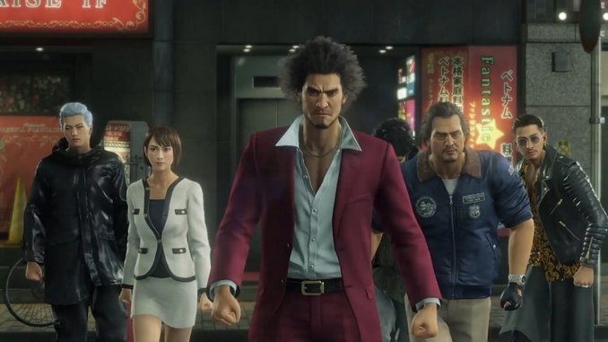 <i>Yakuza: Like a Dragon</i> Proves that It's Time for the Yakuza Series to Grow Up