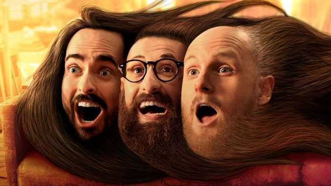 Chaos Reigns in Netflix's New Sketch Show <i>Aunty Donna's Big Ol' House of Fun</i>