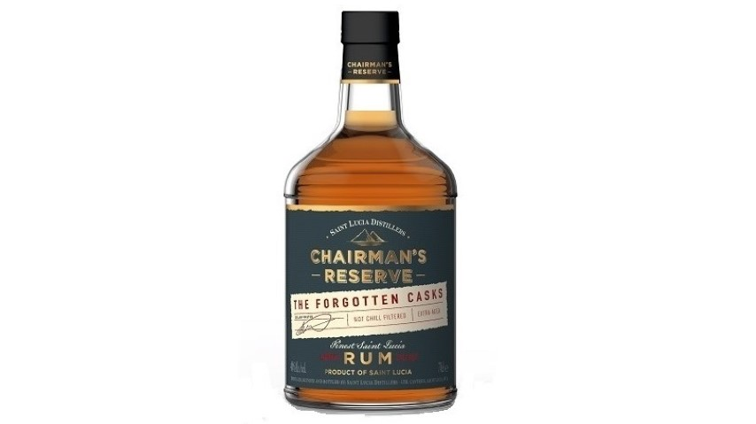 Chairman's Reserve Forgotten Casks Rum Review