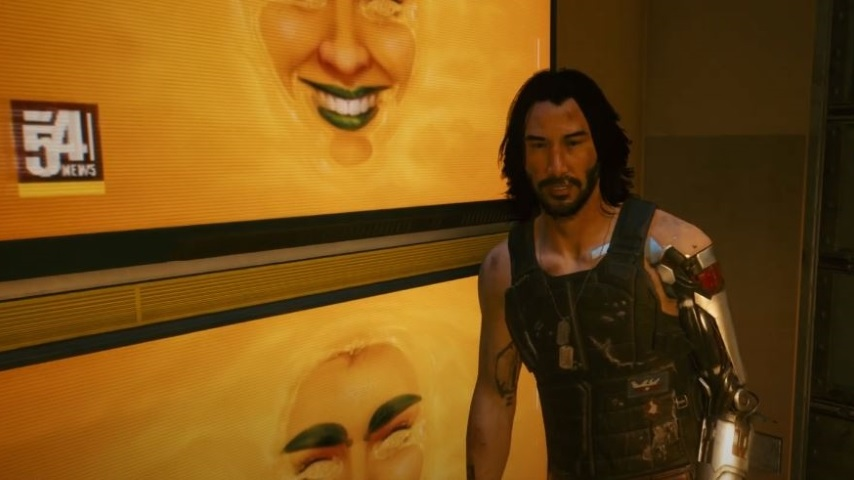 <I>Cyberpunk 2077</I> Gets New Xbox Gameplay Video Ahead of Launch