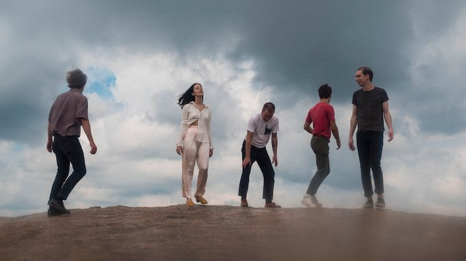 "Exclusive: Atlanta Art-Pop Band Karaoke Share Gravity-Defying Video for ""Bad Christian"""