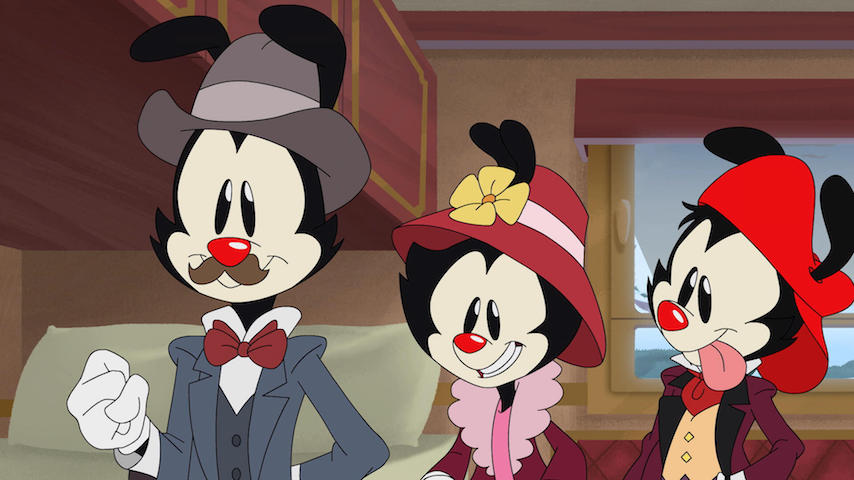Hulu's Rebooted <i>Animaniacs</i> Carries Forth the Zaniness and Charm of the Original