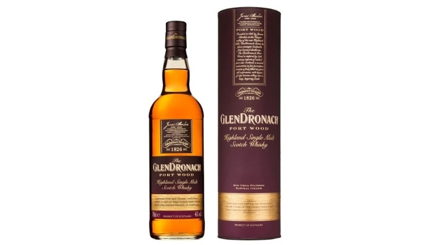 The GlenDronach Port Wood Single Malt Scotch Whisky Review