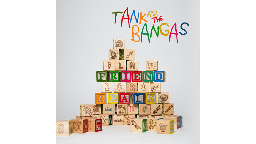 Tank and The Bangas Have Fun, Yet Remain Introspective on <i>Friend Goals</I> EP