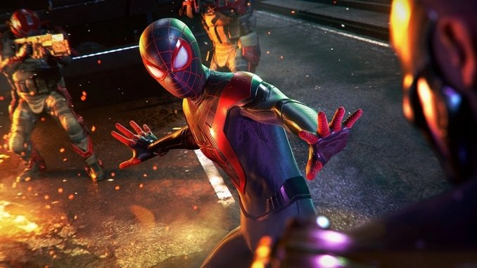 <i>Marvel's Spider-Man: Miles Morales</i> Gets a Lot Right But Doesn't Always Have the Best Aim