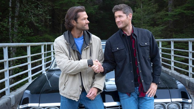 <i>Supernatural</i>'s Unhurried Series Finale (Mostly) Gave Its Characters the Farewell They Deserved