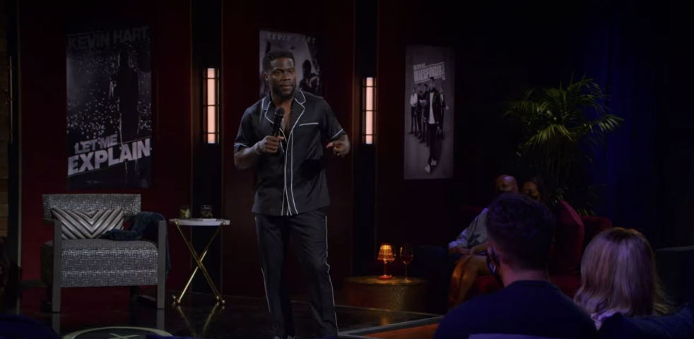 Kevin Hart Gets Intimate in His Housebound New Stand-up Special