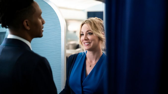 Kaley Cuoco Takes Off in HBO Max's <i>The Flight Attendant</i>