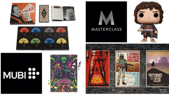 10 Great Gifts for Movie Lovers - 2020