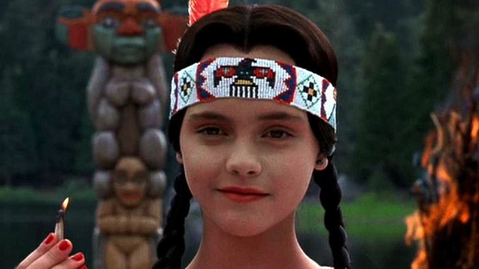 Thanksgiving, as Told by Wednesday Addams