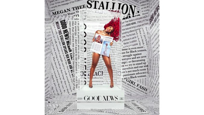 Megan Thee Stallion Is the Complete Package on <i>Good News</i>