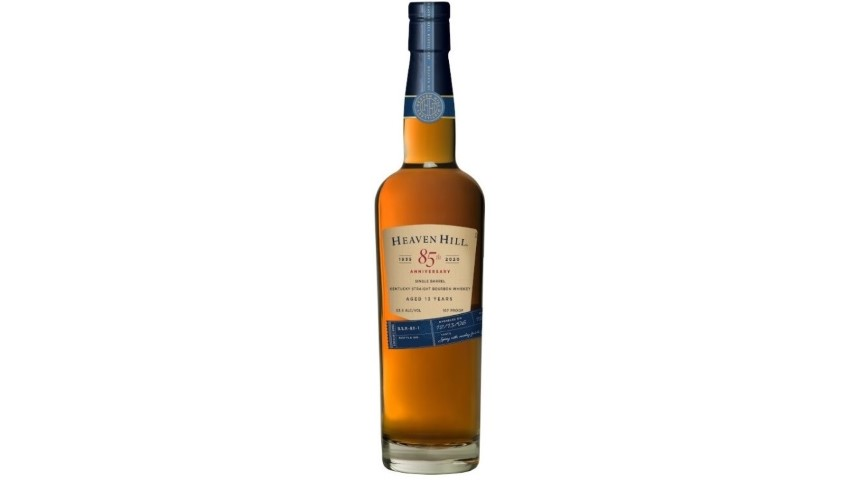 Heaven Hill 85th Anniversary 13-Year-Old Single Barrel Bourbon Review