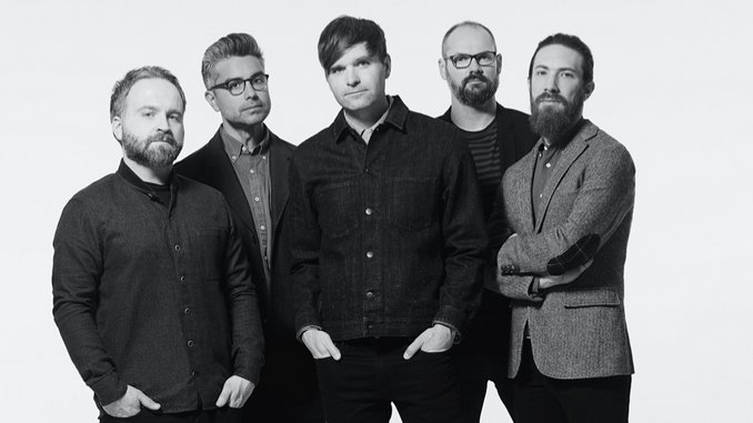 Death Cab for Cutie Announce New Covers EP, <i>The Georgia EP</i>