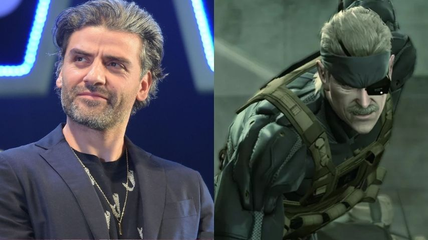 What a Thrill: Oscar Isaac Cast as Metal Gear Solid's Solid Snake