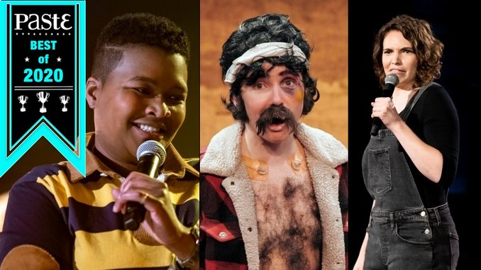 The 15 Best Stand-up Comedy Specials of 2020
