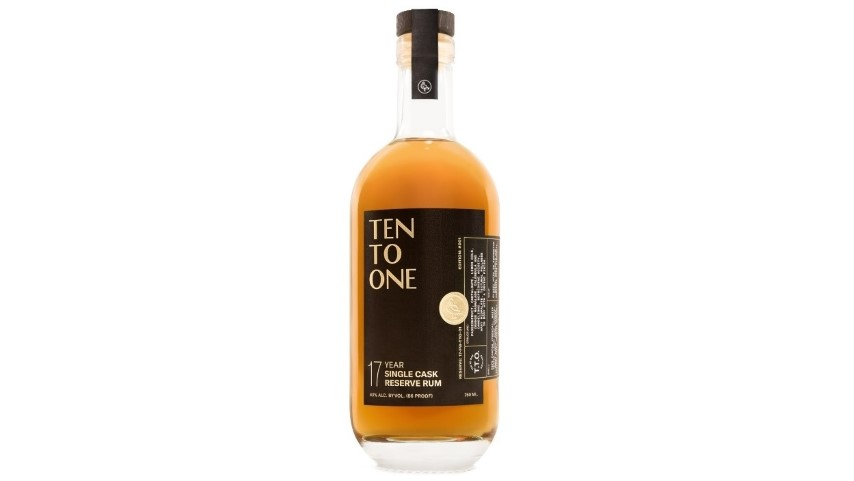 Ten To One 17 Year Single Cask Reserve Rum Review