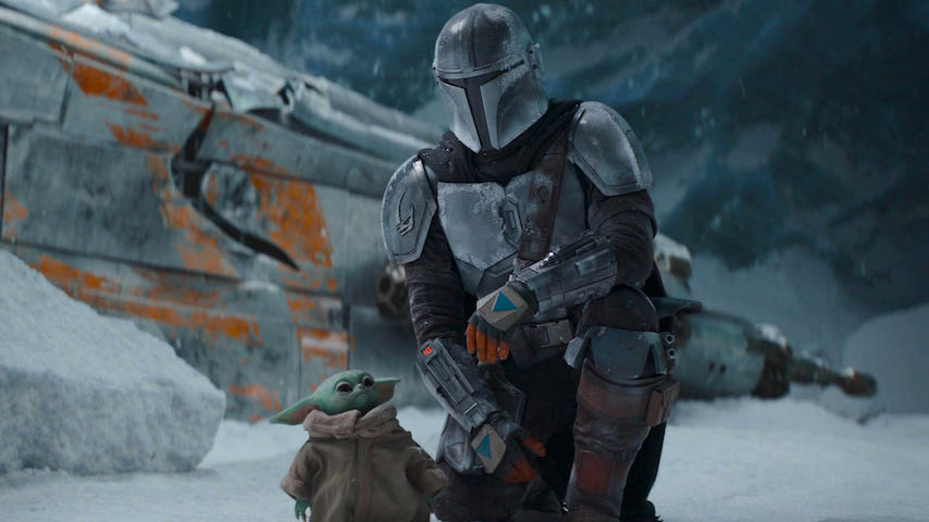 <i>The Mandalorian</i> Finale: This Is the End, Beautiful Friend