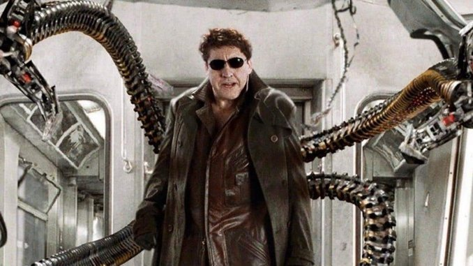 Alfred Molina To Return as Dr. Octopus in MCU's <i>Spider-Man 3</i>, Stoking Spider-Verse Rumors
