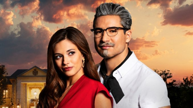 Mario Lopez Is Playing Colonel Sanders in a Lifetime Mini-Movie <i>A Recipe for Seduction</i>