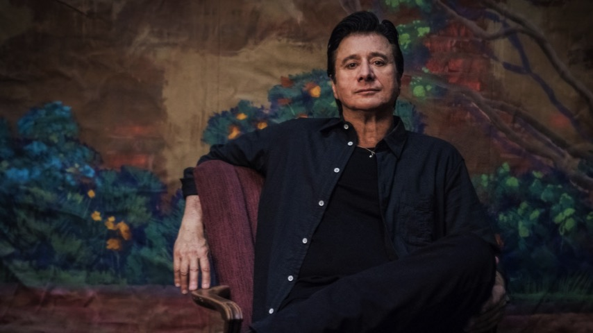 Steve Perry: What's the Journey Man Been Up To?