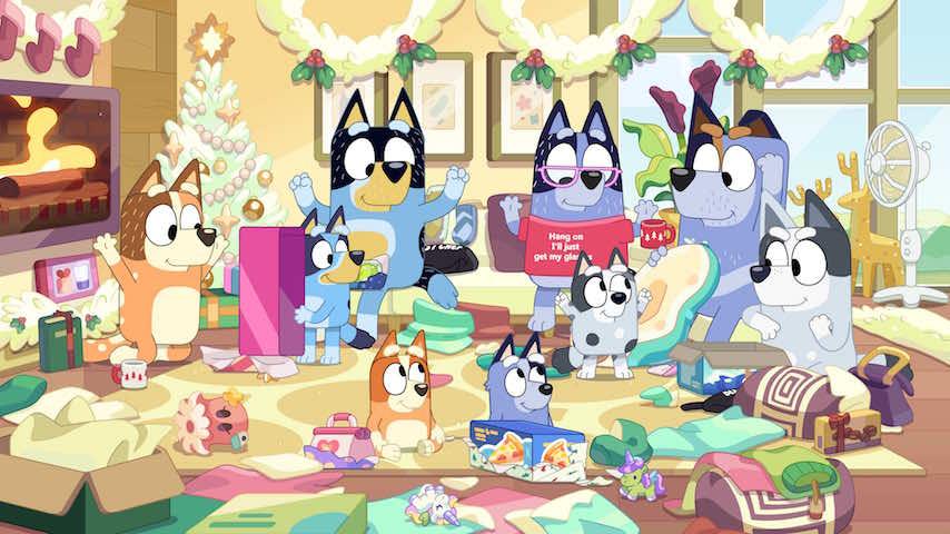 Disney Junior's <i>Bluey</i> Is the Children's Show Parents Need