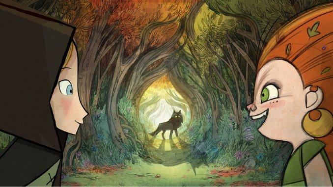 <i>Wolfwalkers</i>' Unmissable Animation Makes History Magic