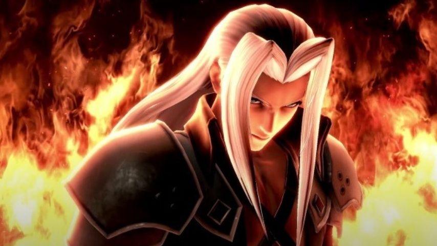 <i>Final Fantasy VII</i>'s Sephiroth is Coming to <i>Super Smash Bros. Ultimate</i>