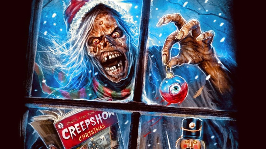 Season's Ghoulings, it's the <i>Creepshow</i> Holiday Special Trailer