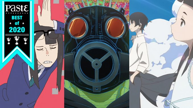 The 5 Best New Anime Series of 2020