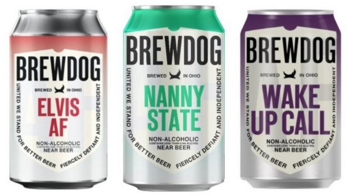 Tasting: Six Non-Alcoholic Craft Beers from BrewDog, from IPA to Coffee Stout