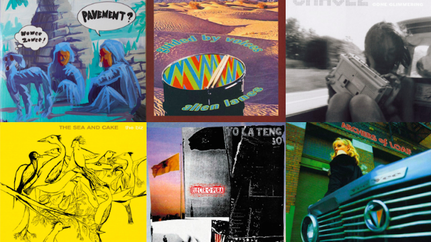 The 20 Best Indie Rock Albums of 1995