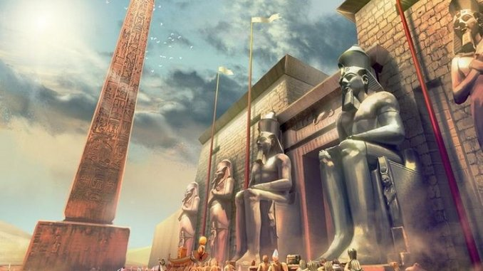 The Great <i>Tekhenu: Obelisk of the Sun</i> Is a Heavy Board Game That's Not <i>Too</i> Heavy