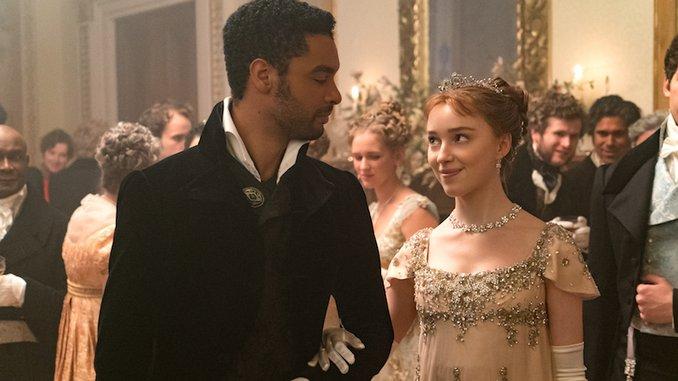 Netflix's Swoony, Lush <i>Bridgerton</i> Is Your New Romance Obsession