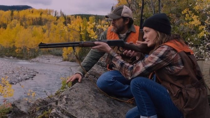 Watch the Lush First Trailer for Robin Wright's Directorial Debut <i>Land</i>