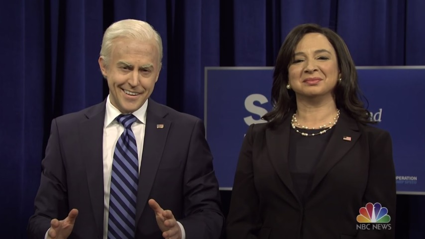 <i>Saturday Night Live</i> Debuts Its New Joe Biden in a Sketch about the Vaccine