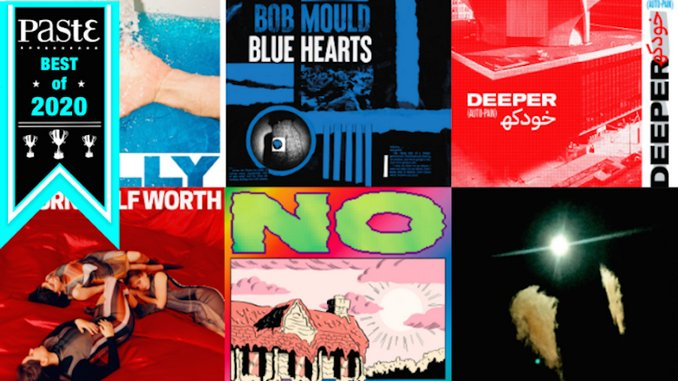 The 40 Best Rock Albums of 2020