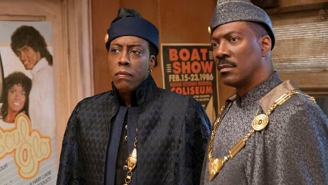 Eddie Murphy and Arsenio Hall Return in First <i>Coming 2 America</i> Trailer