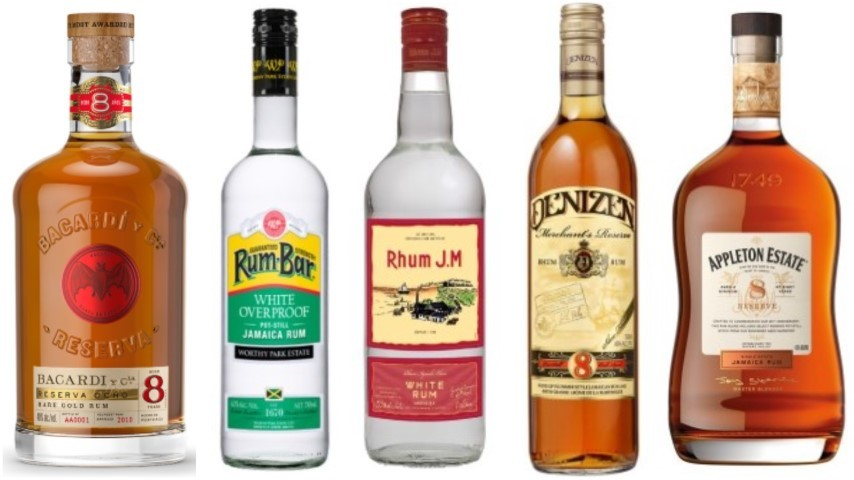 Cocktail Queries: What Are the Best Values in Rum Today?