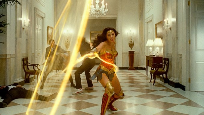 <i>Wonder Woman 1984</i> Lifts the DCEU a Little Higher Thanks to Gadot and a Golden Lasso
