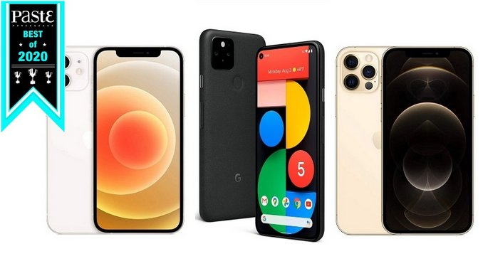 The Best Phones and Tablets of 2020