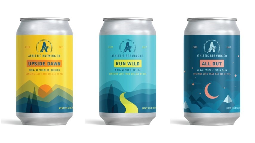 Tasting: 5 Non-Alcoholic Craft Beers from Athletic Brewing Co.