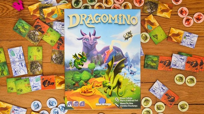 <i>Dragomino</i> Turns a Beloved Board Game into a Child-Friendly Treat