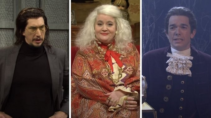 The Best <i>Saturday Night Live</i> Sketches of 2020