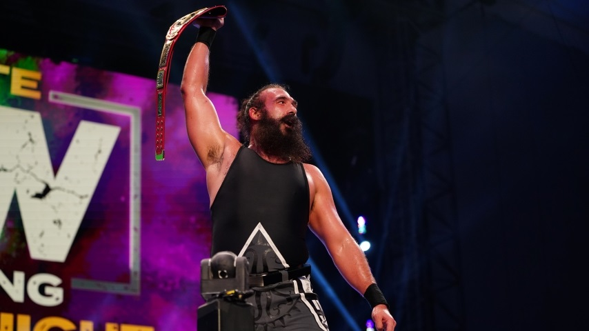 The Wrestling World Pays Tribute to Jon Huber, Best Known as Brodie Lee and Luke Harper